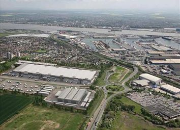Thumbnail Commercial property for sale in The Island Site, London Distribution Park, Tilbury, Essex