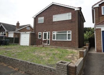Thumbnail 3 bedroom detached house for sale in Warstone Drive, West Bromwich, West Midlands