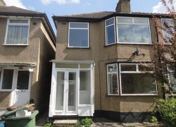 Thumbnail 3 bed end terrace house to rent in Tudor Road, Harrow Weald