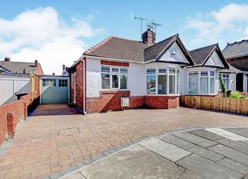 Thumbnail 2 bed bungalow to rent in Chatsworth Gardens, Whitley Bay