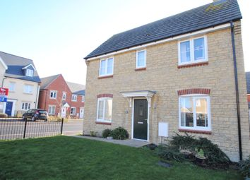 Thumbnail 3 bed detached house for sale in Sanderling Way, Bishops Cleeve, Cheltenham