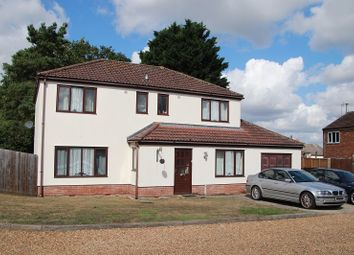 Thumbnail 4 bed detached house to rent in Robert Linge Crescent, Brandon