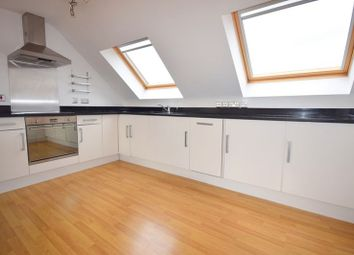 Thumbnail 1 bed flat for sale in Brook Street, Derby