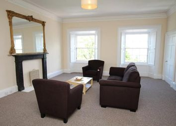 Thumbnail 4 bed flat to rent in Bellevue Crescent, New Town, Edinburgh