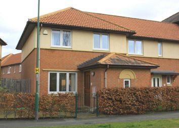 Thumbnail 3 bed end terrace house for sale in George Stephenson Drive, Darlington