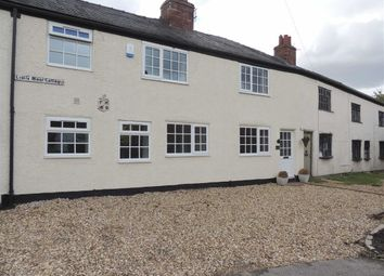 Thumbnail 3 bed cottage for sale in Little Moor Cottages, Knowsley Road, Stockport