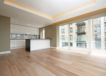 Thumbnail 2 bed flat to rent in Parrs Way, Hammersmith