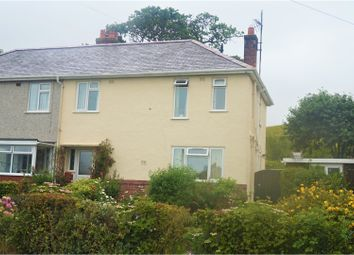 Thumbnail 3 bed semi-detached house for sale in Maes Hyfryd, Colwyn Bay