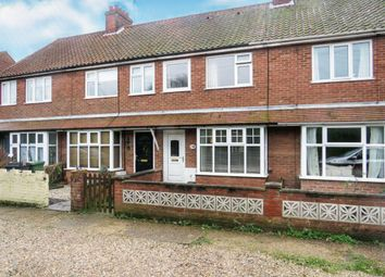 3 bed terraced house for sale in Beatrice Avenue, Dereham NR19