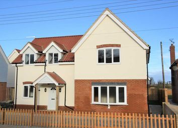 Thumbnail 4 bed detached house for sale in Meddler Mews, Bury Road, Kentford