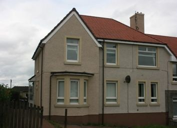 Thumbnail 3 bed flat for sale in Gartlea Road, Airdrie