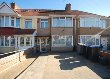 Thumbnail 3 bed terraced house for sale in Woodside End, Wembley, Middlesex