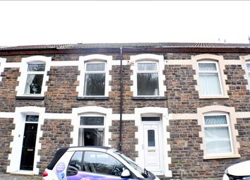 Thumbnail 3 bed terraced house for sale in Railway View, Llwynypia, Tonypandy
