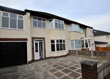 Thumbnail 4 bed semi-detached house for sale in South Barcombe Road, Childwall, Liverpool