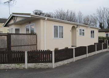 Thumbnail 2 bed mobile/park home for sale in Willowbrook Park (Ref: 5520), Station Road, Sandy Croft, Flintshire, Wales