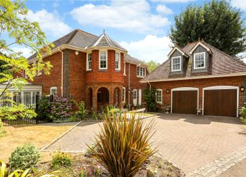 5 bed detached house for sale in Shenton Gate, Gorse Lane, Chobham, Surrey GU24