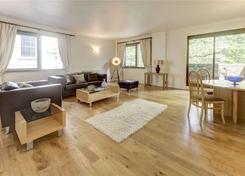 Thumbnail 2 bed flat for sale in Hungerford House, Napier Place, London