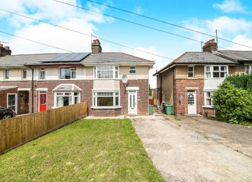Thumbnail 3 bed end terrace house for sale in Church Cowley Road, Cowley, Oxford