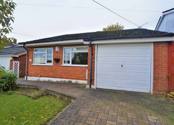 Thumbnail 3 bed detached bungalow for sale in Lords Wood Lane, Chatham, Kent