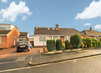 Thumbnail 2 bed semi-detached house for sale in Blanchland Avenue, Wideopen, Newcastle Upon Tyne