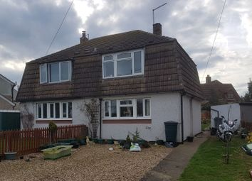 Thumbnail 2 bed semi-detached house for sale in 4, Main Street, Rowston, Lincoln, Lincolnshire