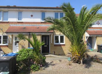 Thumbnail 2 bed terraced house to rent in Hadleigh Close, London