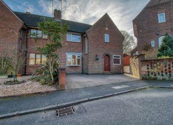 4 bed semi-detached house for sale in Byron Crescent, Ravenshead, Nottingham NG15