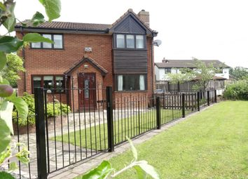 Thumbnail 3 bed detached house for sale in Gleneagles Drive, Fulwood, Preston