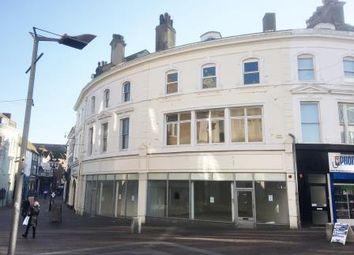 Thumbnail 4 bedroom flat for sale in Flat 1A, Sandgate Road, Folkestone, Kent