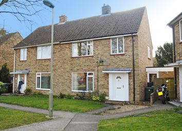 Thumbnail 3 bedroom semi-detached house for sale in Norries Drive, Shillingford Hill, Wallingford
