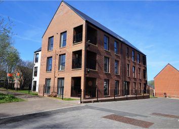 Thumbnail 2 bedroom flat for sale in Ketley Park Road, Ketley Telford