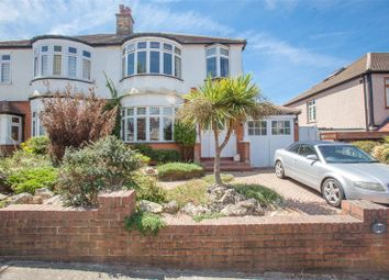 Thumbnail 3 bed semi-detached house for sale in Coniston Road, Bromley, Kent