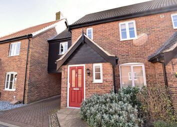 Thumbnail 3 bedroom end terrace house to rent in Copsey Walk, Dereham
