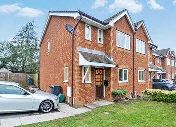 Thumbnail 3 bed semi-detached house to rent in Coppard Gardens, Chessington
