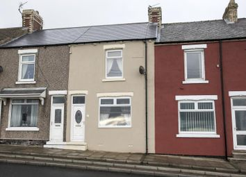 Thumbnail 2 bedroom terraced house to rent in Reservoir Terrace, Stanley, Crook, Co. Durham
