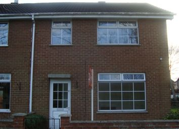 Thumbnail 3 bed terraced house to rent in Ballycairn Drive, Belfast