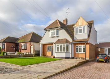 Thumbnail 4 bed detached house for sale in Brampton Close, Westcliff-On-Sea, Essex