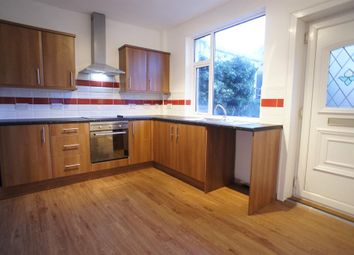Thumbnail 2 bed semi-detached house to rent in Northcote Road, Heeley, Sheffield