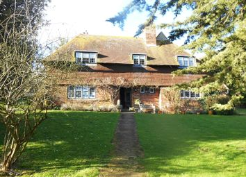 Thumbnail 4 bedroom detached house to rent in Southease, Lewes, East Sussex