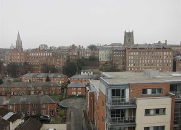Thumbnail 3 bed flat to rent in Nottingham One, Canal Street, Nottingham
