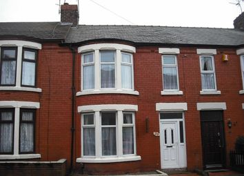 Thumbnail 3 bed terraced house to rent in Bishop Road, Wallasey, Wirral