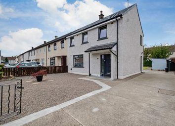 Thumbnail 3 bed end terrace house for sale in Abbotsford Drive, Kirkintilloch, Glasgow, East Dunbartonshire