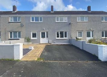 Thumbnail Terraced house for sale in Furzy Park, Haverfordwest