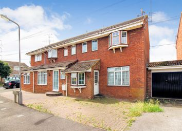 Thumbnail 3 bed semi-detached house for sale in Rembrandt End, Aylesbury
