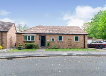 Thumbnail 3 bed detached bungalow for sale in Ryecroft Lane, Fowlmere, Royston