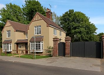 Thumbnail 4 bed detached house for sale in Station Road, Bramley, Guildford, Surrey