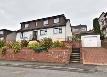 Thumbnail 5 bed property for sale in Gleneagles Drive, Gourock