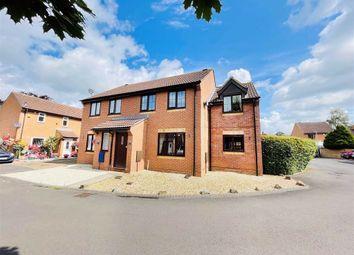 Thumbnail 4 bed semi-detached house for sale in Lavender Close, Melksham