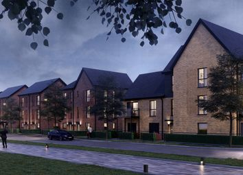 Thumbnail 1 bed flat for sale in Off Fen Roundabout, Wavendon, Milton Keynes