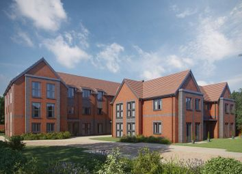Thumbnail 1 bed flat for sale in Barnaby Court, Wallingford
